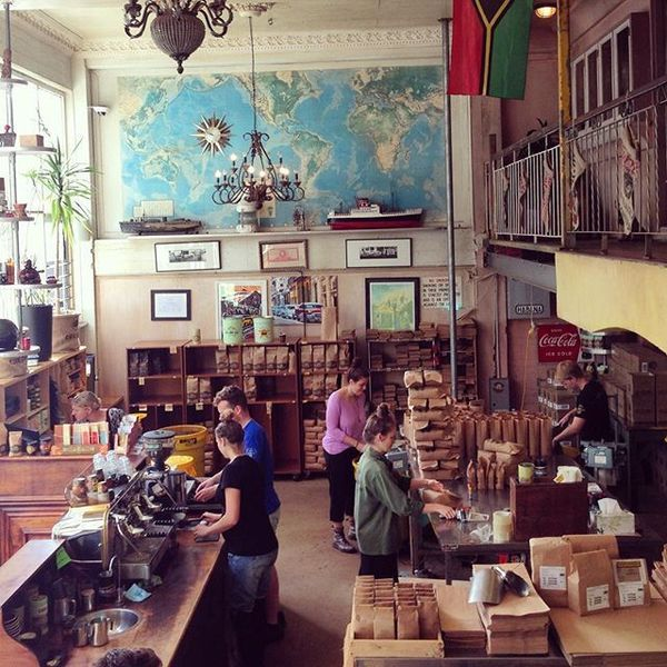 COFFEEUFEEL - If you've ever wondered where the current coffee trend started, the one killing off Starbucks, this is the place. Havana Coffee Works. #travel #newzealand...